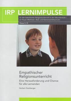 Empathischer Religionsunterricht von Schuhmacher,  Christian