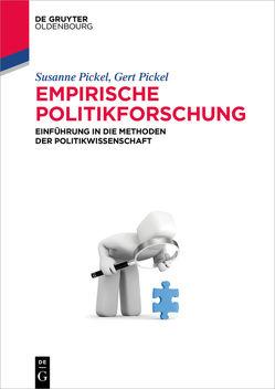 Empirische Politikforschung von Pickel,  Gert, Pickel,  Susanne