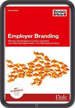 Employer Branding von Nagel,  Katja