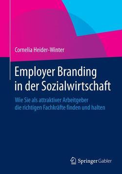 Employer Branding in der Sozialwirtschaft von Heider-Winter,  Cornelia