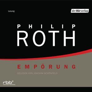 Empörung von Roth,  Philip, Schmitz,  Werner, Schönfeld,  Joachim