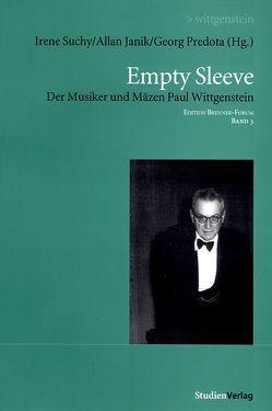 Empty Sleeve von Janik,  Allan, Predota,  Georg, Suchy,  Irene