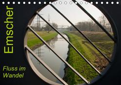 Emscher – Fluss im Wandel (Tischkalender 2019 DIN A5 quer) von Hermann,  Bernd