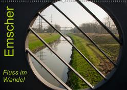 Emscher – Fluss im Wandel (Wandkalender 2019 DIN A2 quer) von Hermann,  Bernd