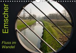 Emscher – Fluss im Wandel (Wandkalender 2019 DIN A4 quer) von Hermann,  Bernd