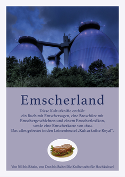 Emscherland von Bergmann,  Werner, Boschmann,  Werner