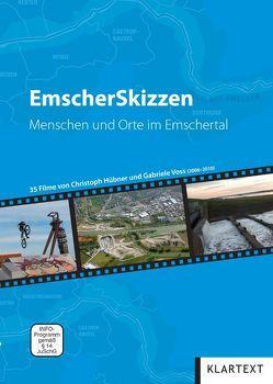 EmscherSkizzen von Hübner,  Christoph, Voss,  Gabriele