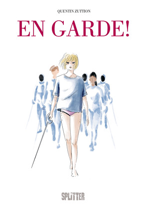 En Garde! von Zuttion,  Quentin