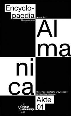 Encyclopaedia Almanica von Aziz,  Amina