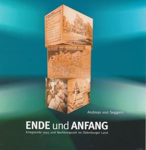 Ende und Anfang von Schlossmuseum Jever, Seggern,  Andreas von