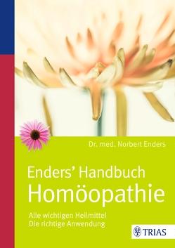Enders' Handbuch Homöopathie von Enders,  Norbert
