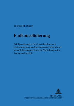 Endkonsolidierung von Ullrich,  Thomas