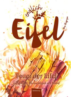 ENDLICH EIFEL – Band 4 von Falk,  Stephan, Fentroß,  Jeannette