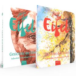 ENDLICH EIFEL – Set (1) mit Band 1 und 2 von Falk,  Stephan, Fentroß,  Jeannette
