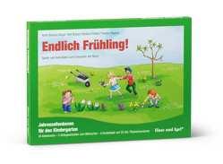 Endlich Frühling! von Beger,  Ruth-Barbara, Breuer,  Kati, Peters,  Barbara, Wagner,  Yvonne