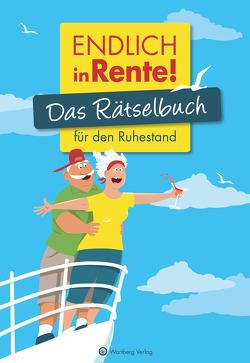 Endlich in Rente! Das Rätselbuch für den Ruhestand von Berke,  Wolfgang, Herrmann,  Ursula