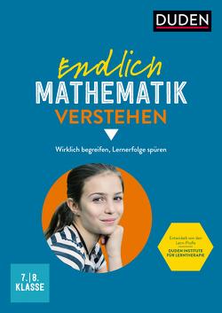 Endlich Mathematik verstehen 7./8. Klasse von Hock,  Birgit, Salzmann,  Wiebke, Werner,  Axel