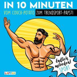Endlich mitreden!: In 10 Minuten vom Couch-Potato zum Trendsport-Papst von Gitzinger,  Peter, Höke,  Linus, Schmelzer,  Roger