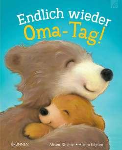 Endlich wieder Oma-Tag! von Edgson,  Alison, Ritchie,  Alison
