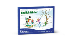 Endlich Winter! von Beger,  Ruth-Barbara, Breuer,  Kati, Peters,  Barbara, Wagner,  Yvonne