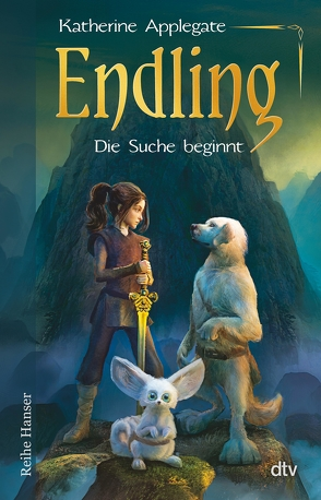 Endling (1), Die Suche beginnt von Applegate,  Katherine, Guenther,  Herbert, Günther,  Ulli