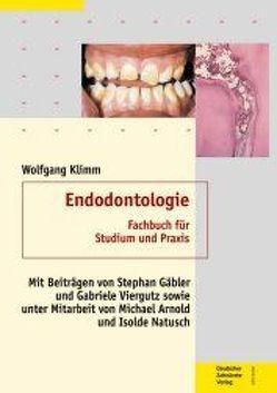 Endodontologie von Klimm,  Wolfgang