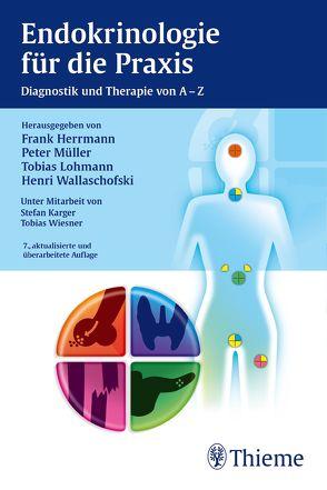 Endokrinologie für die Praxis von Herrmann,  Frank, Lohmann,  Tobias, Müller,  Peter, Wallaschofski,  Henri
