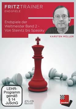 Endspiele der Weltmeister Band 2 von Müller,  Karsten