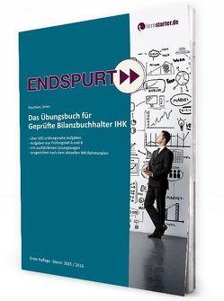 Endspurt: Das Übungsbuch für Geprüfte Bilanzbuchhalter IHK von Gries,  Marco, Paustian,  Sascha