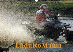 EnduRoMania (Wandkalender 2019 DIN A3 quer)