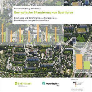 Energetische Bilanzierung von Quartieren. von Erhorn,  Hans, Erhorn-Kluttig,  Heike