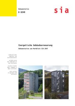 Energetische Gebäudeerneuerung