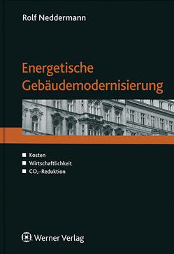 Energetische Gebäudemodernisierung von Neddermann,  Rolf