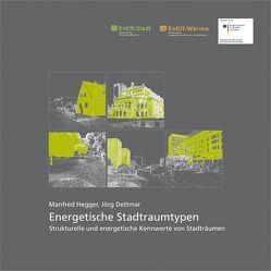 Energetische Stadtraumtypen. von Dettmar,  Jörg, Hegger,  Manfred