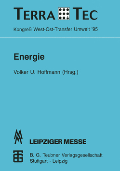 Energie von Hoffmann,  Volker U.
