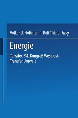 Energie von Hoffmann,  Volker U., Thiele,  Rolf