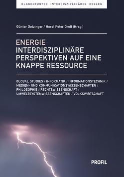 Energie von Getzinger,  Günter, Gross,  Horst Peter