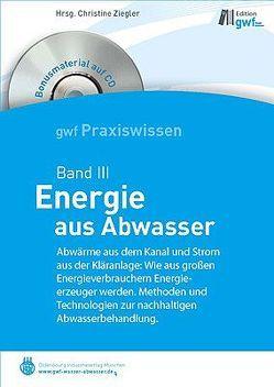 Energie aus Abwasser von Ziegler,  Christine