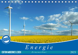 Energie – erneuerbar – Biomasse (Tischkalender 2021 DIN A5 quer) von Flori0