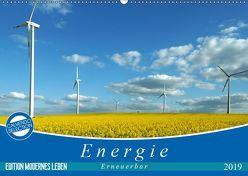 Energie – erneuerbar – Biomasse (Wandkalender 2019 DIN A2 quer) von Flori0