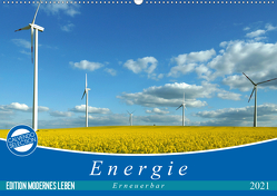 Energie – erneuerbar – Biomasse (Wandkalender 2021 DIN A2 quer) von Flori0
