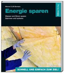 Energie sparen von Bomans,  Ulli, Bomans,  Werner