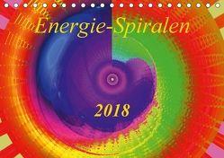 Energie-Spiralen 2018 (Tischkalender 2018 DIN A5 quer) von Labusch,  Ramon