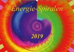 Energie-Spiralen 2019 (Wandkalender 2019 DIN A2 quer) von Labusch,  Ramon