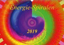 Energie-Spiralen 2019 (Wandkalender 2019 DIN A3 quer) von Labusch,  Ramon