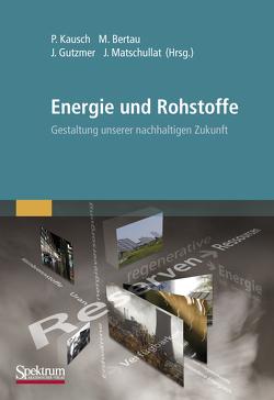 Energie und Rohstoffe von Bertau,  Martin, Gutzmer,  Jens, Kausch,  Peter, Matschullat,  Jörg