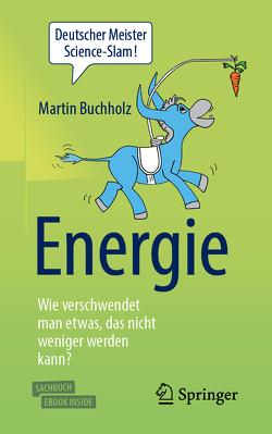Energie – Wie verschwendet man etwas, das nicht weniger werden kann? von Buchholz,  Martin