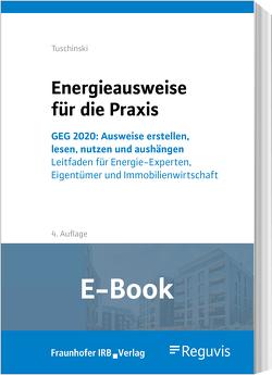 Energieausweise für die Praxis (E-Book) von Tuschinski,  Melita