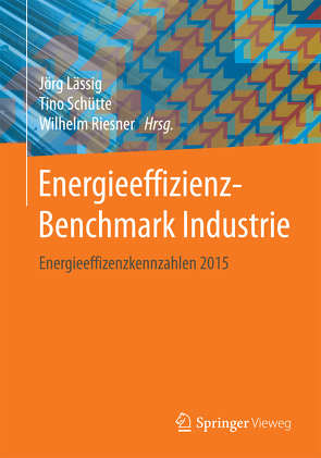 Energieeffizienz-Benchmark Industrie von Lässig,  Jörg, Riesner,  Wilhelm, Schütte,  Tino