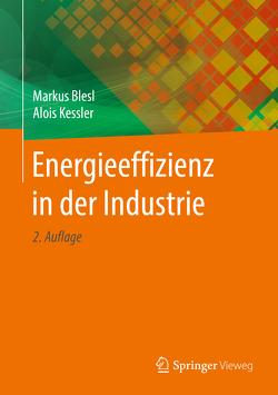 Energieeffizienz in der Industrie von Blesl,  Markus, Kessler,  Alois